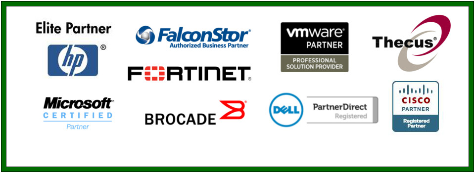 Here are some of our technology partners.
